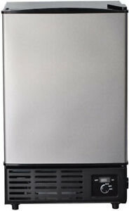 Smad Portable Commercial Ice Maker Under Counter Built in Ice Maker Machine