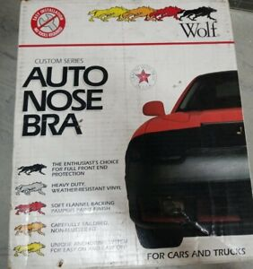 Auto Nose Bra Camaro Z28 93 96 2 Pc