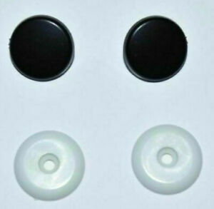For Bmw Seat Belt Buckle Retainer Anti Slip Plastic Stop Button 2 Sets