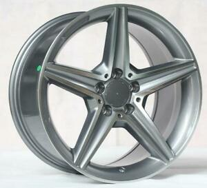 18 Wheels For Mercedes C250 Coupe 2012 14 18x8 5