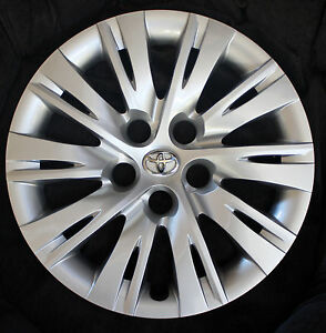 One Single 16 Toyota Camry 2012 2013 2014 Hubcap Wheel Cover