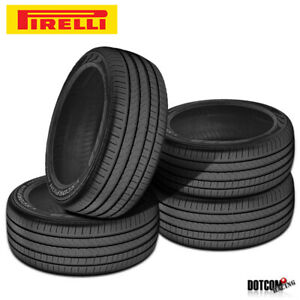 4 X New Pirelli Scorpion Verde 235 55r19 101v Tires