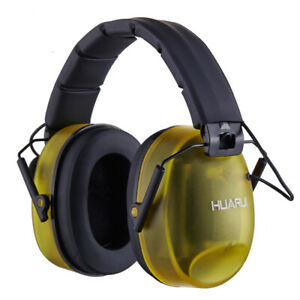 Electronics Noise Cancelling Ear Muffs Sound Amplification Shooting Protection