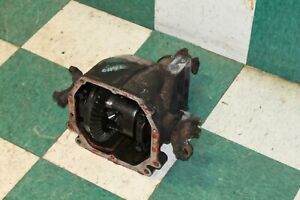 88 96 C4 Rear Axle Carrier Assembly 2 59 Ratio Differential Gear W Ocover Oem