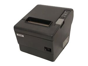 Epson Tm t88iv Thermal Pos Receipt Printer M129h Usb No Power Supply