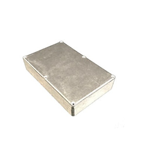 Aluminum Econobox Corrosion Resistant Electric Enclosure Electronic Applications
