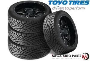 4 Toyo Proxes S T 305 40r22 114v All Season M S Rated Performance Truck Suv Tire
