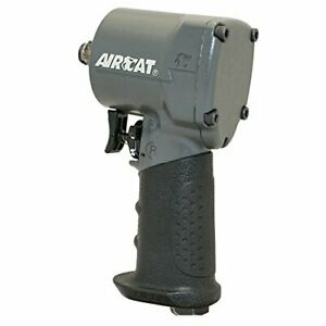 Aircat 1057 Th 1 2 Drive Compact Stubby Air Impact Gun Wrench New
