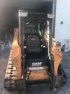2016 Case Tr 270 Skid Steer Only 1280 Hours Good Condition