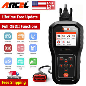 Ad510 Obd2 Car Clear Fault Code Reader Auto Engine Check Scanner Diagnostic Tool