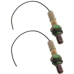 Set Of 2 O2 Oxygen Sensors Upstream For Chevy Express Van Suburban Blazer Pair