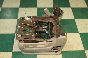 2008 Tahoe Left Driver Front Seat Track Frame Motors Electric W Buckle A95 Oem