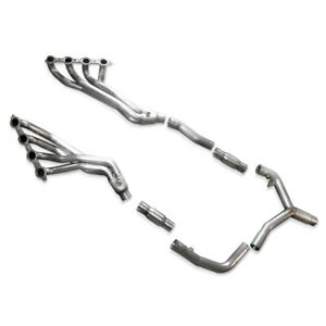 Stainless Works Ca00cat Camaro firebird 2000 Headers Catted Y pipe