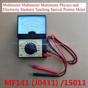 Multimeter Multi meter Physics And Electricity Special Teaching Pointer Meter
