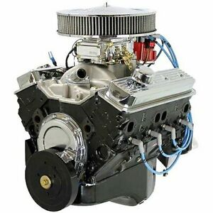 Blueprint Engines Bp3501ctc1 Small Block Chevy 350ci Dress Engine 357hp 397tq