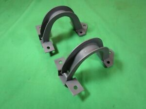Mg Mgb Trunk Boot Hinge Set Original Very Good Condition