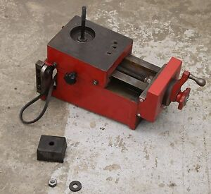 Rotor Cutting Cross Feed Slide For Van Norman 204 Brake Lathe Winona Rels Disc