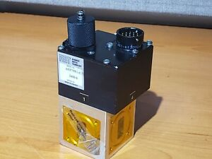New Advanced Switch Technology Ast Ast75w 12 Wr75 Motorized Waveguide Switch