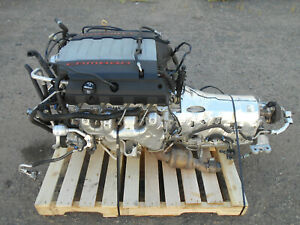 Lt1 6 2l 455hp Takeout Engine 10 Speed Auto Trans 32k Miles 19 Camaro Ss 9804