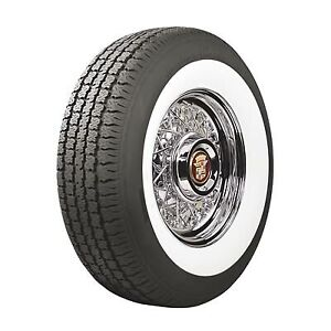 Coker Tire 579400 Coker Classic Nostalgia Whitewall Radial Tire