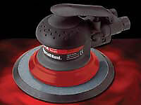 Ingersoll Rand 4152 6 Orbital Palm Pnuematic Sander For Fine Finishing New