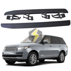 Us Side Step Fit For Land Rover Range Rover Swb 2013 2020 Running Board Nerf Bar