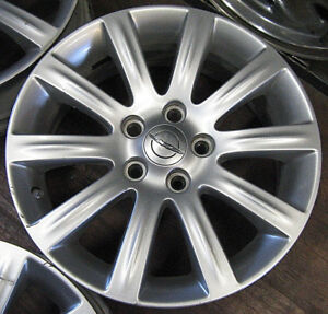 2008 2009 2010 2011 Dodge Avenger Factory Original Oem 17 Alloy Wheel Rim 2391