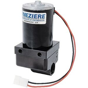 Meziere Wp136s Mini Inline Electric Water Pump