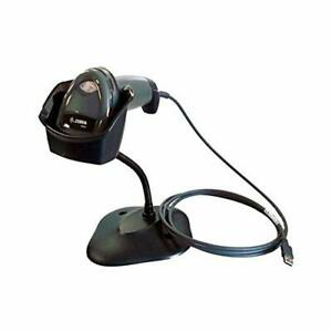 Zebra Ds2208 sr Handheld Usb Cable Wireless 2d Barcode Scanner Pos With Stand