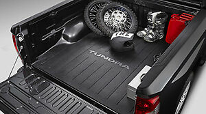 Genuine Toyota Bed Mat 6 5 With Tundra Logo Pt580 34070