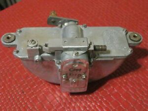 Nos 1952 Ford mercury Windshield Wiper Motor Trico with Ford Script On It