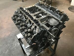 6 4 Ford Powerstroke Remanufactured Diesel Long Block Engine