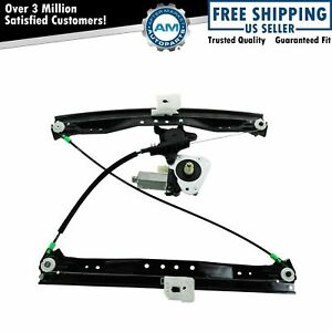 Window Regulator With Motor Front Driver Side For 08 13 Caravan Town Country