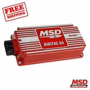 Msd Ignition Control Module Msd6201