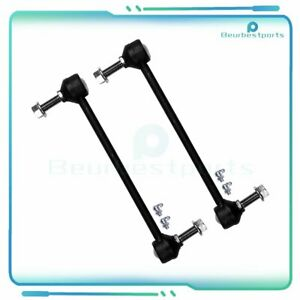 2pcs Steering Parts Front Stabilizer Sway Bar Links Fits 2005 14 Ford Mustang