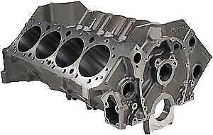 World Products 084120rc Motown Cast Iron Engine Block Small Block Chevy