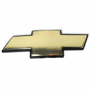 Chevy Front Grill Bowtie Oem Emblem 2007 2014 Suburban Tahoe Avalanche New
