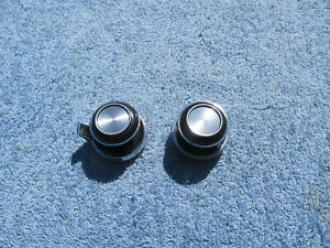 1972 1977 Corvette Camaro Chevelle Nova Impala Nos Gm Radio Knobs
