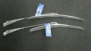 Rover 2000 Tc P6 1963 70 Pair Of Left Driver Right Windshield Wiper S