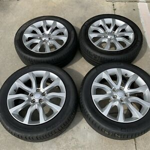 Genuine Oem Factory Range Rover Sport 20 Inch Supercharged Wheels Tires Land