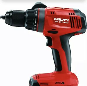Hilti Sf 6h a22 Cordless Hammer Drill New Tool Only No Handle No Charger New