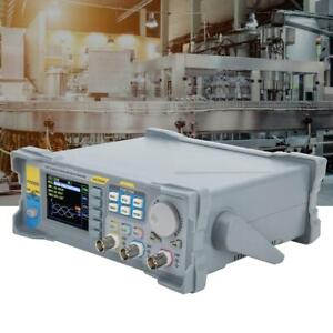 Fy8300s 3 Channel Dds Function Arbitrary Waveform Signal Generator Pulse 60mhz