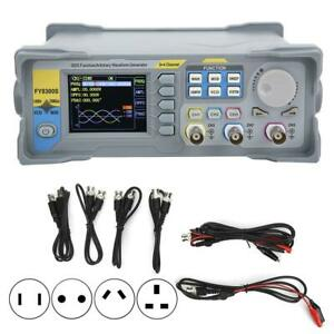 Fy8300s 60mhz 3 channel Dds Function Arbitrary Waveform Pulse Signal Generator