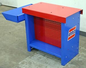 Refurbished Stand For Ammco Brake Lathe 3000 4000 4100 3850 7000 Bench Cabinet