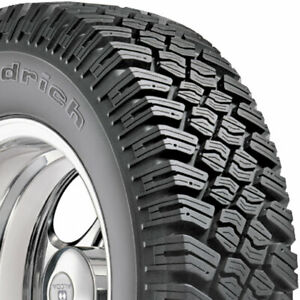 2 New Lt265 75 16 Bf Goodrich Bfg Commercial T a Traction 75r R16 Tires Lr E