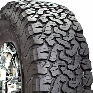4 New Lt255 70 17 Bfg All Terrain T a Ko2 Lt255 70r R17 Tires 32057