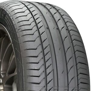 2 New 275 40 19 Continental Sport Contact 5 40r R19 Tires 44746