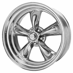 4 American Racing Torque Thrust Ii Wheels Torq 15x7 Chevy 3 75 Bs Vn515 5773