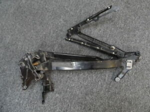 Cadillac Allante 87 Only Convertible Top Frame Hinge Arm Right Passenger Sde