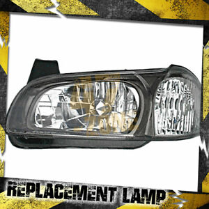 For 2001 Nissan Maxima Left Driver Side Head Lamp Headlight